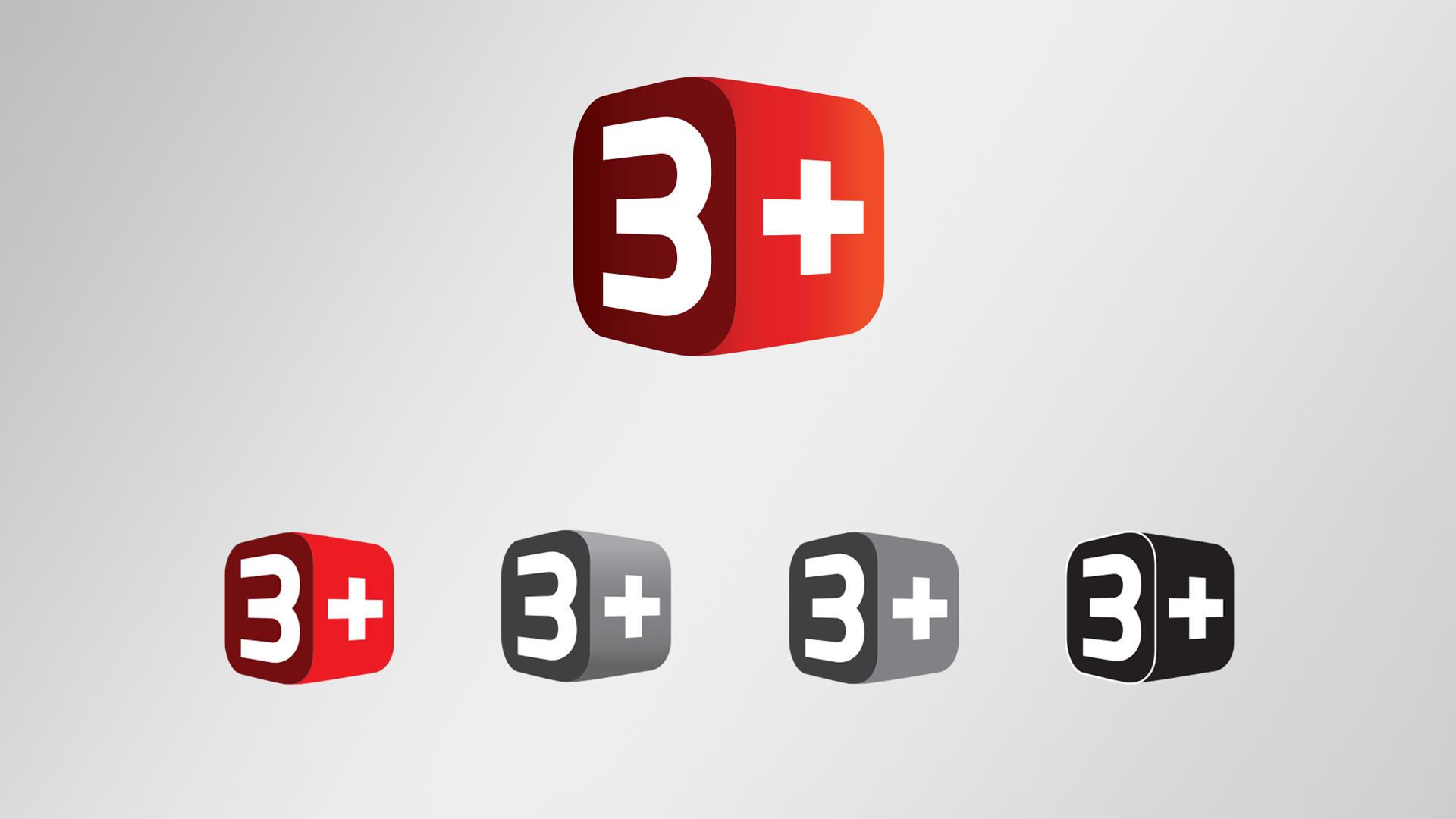 3Plus-Logos