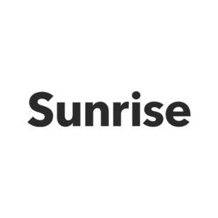 Kunde-Sunrise