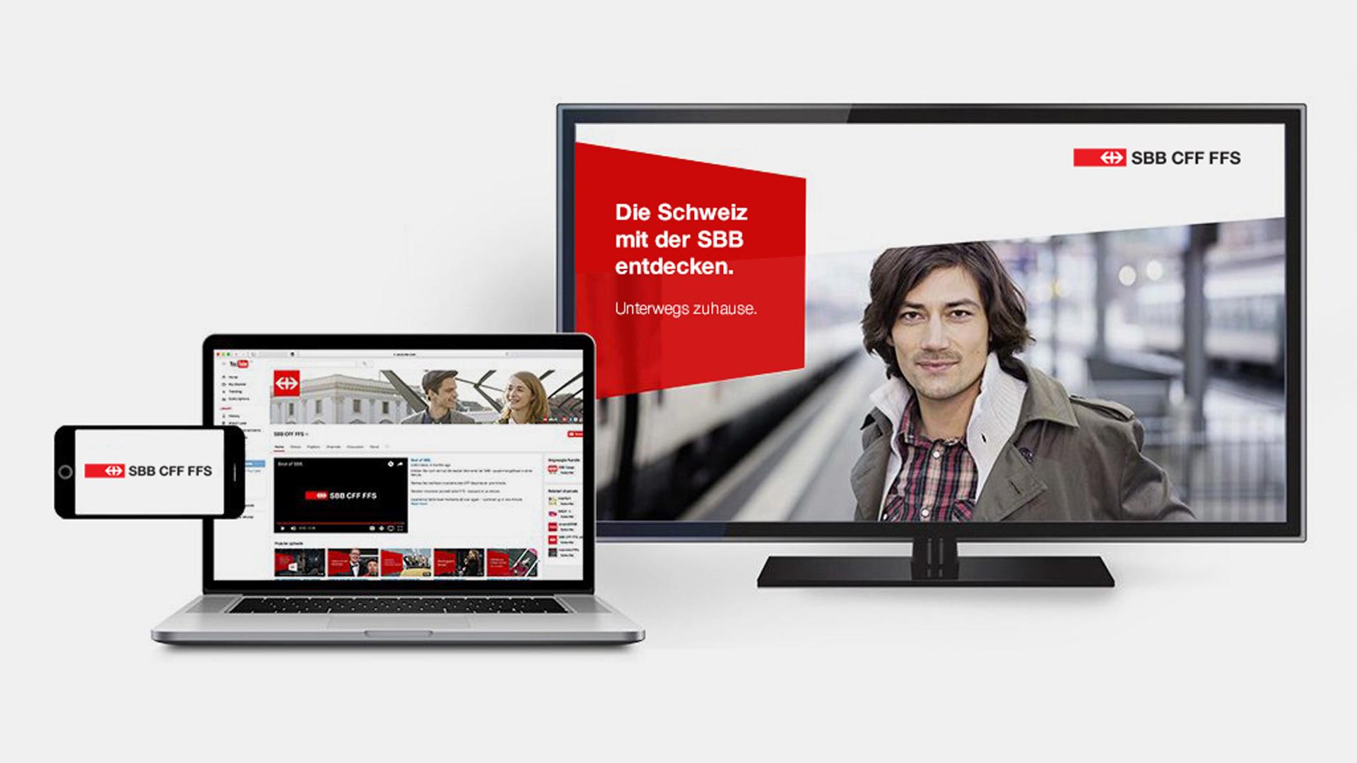 SBB Video Corporate Design