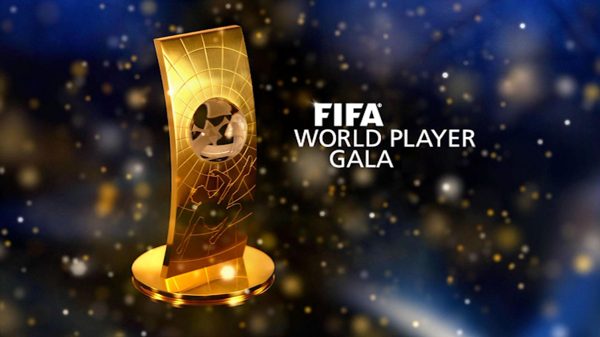 World-Player-Gala-Trophy